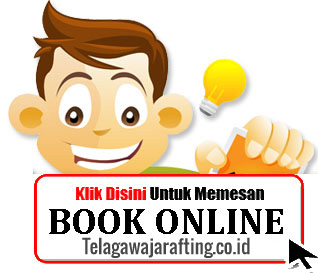 booking Telaga Waja Rafting